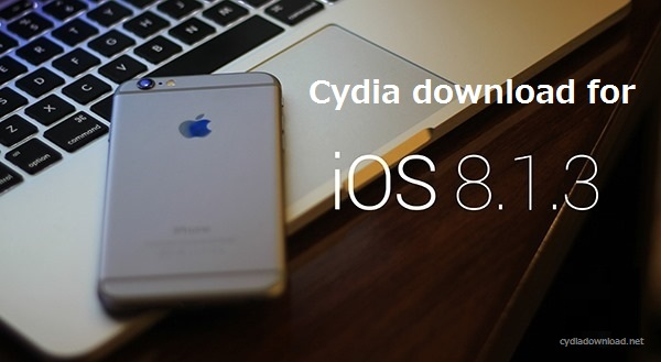 Cydia download for iOS 8.1.3