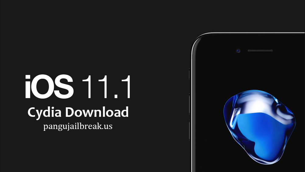 iOS 11.1 Cydia download