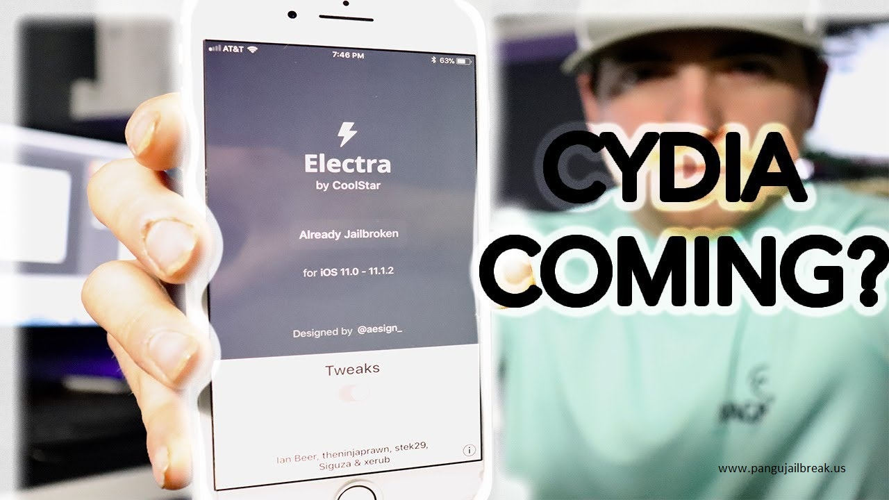 How To Remove Electra Jailbreak Ios 1112 How To Remove Electra iOS