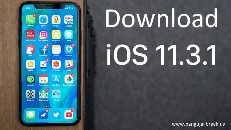 download ios 11.3.1
