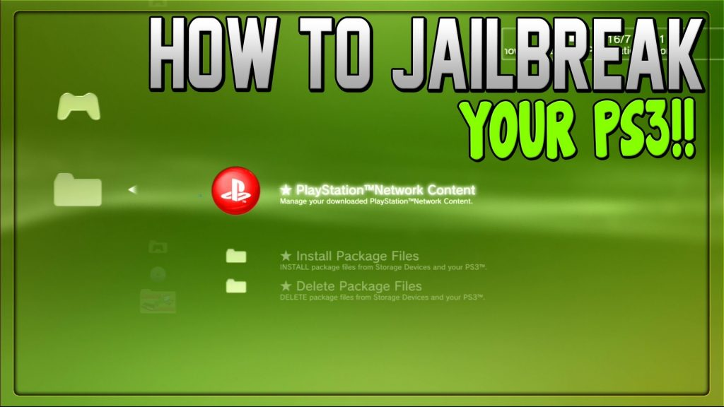 ps3 jailbreak download
